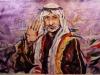 Ritratto sceicco Abu